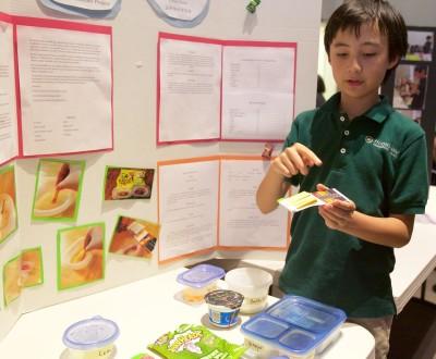 Mandarin Science Fair