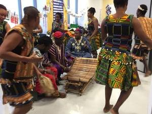 Saakumu Dance and Drum Troupe