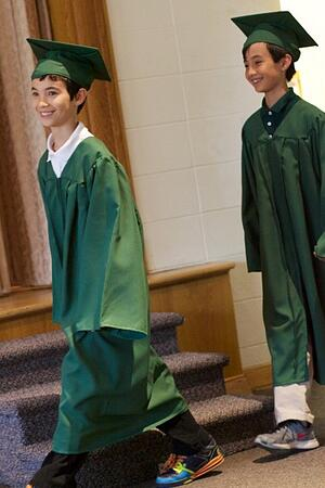 Mandarin Immersion School Graduation